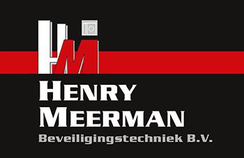 Henry Meerman Beveiligingen logo